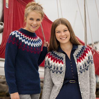 Istex dame 30-21 - Nordisk Garn