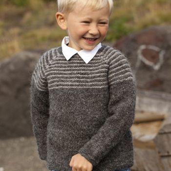 Kjarr 30-6 istex strikkeopskrift - Nordisk Garn