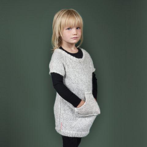 Einrum strikkeopskrift KBG06-01 - Nordisk Garn