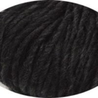 Bulky Lopi 0005 Black heather - Nordisk Garn